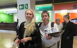 Premio Princesa de Asturias de los Deportes | Lindsey Vonn, con sus dos hermanas para celebrar su cumpleaños y recoger el premio en Asturias