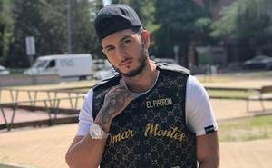 Omar Montes, denunciado por la madre de su hijo