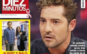 David Bisbal estalla contra Elena Tablada