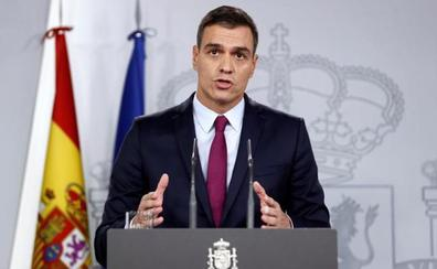 Sánchez rechaza la urgencia de un 155 y reclama «unidad» a la oposición