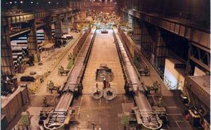 Arcelor propone reducir un turno de trabajo para mantener el tren de alambrón