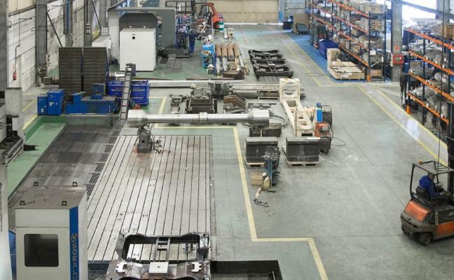 La Cámara de Comercio reconoce la evolución de Mecanizados Cas
