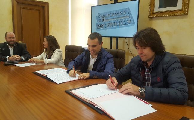 Los emprendedores tendrán locales en ParqueAstur por cien euros al mes