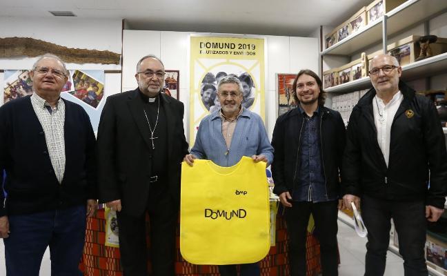 La Iglesia asturiana aspira a superar los 299.947 euros del Domund de 2018