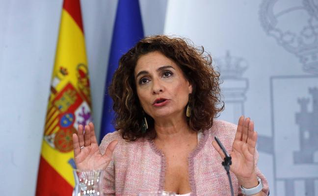 Montero asume la propuesta de Barbón sobre la armonización fiscal
