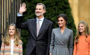 «¡Viva la Princesa de Asturias!»