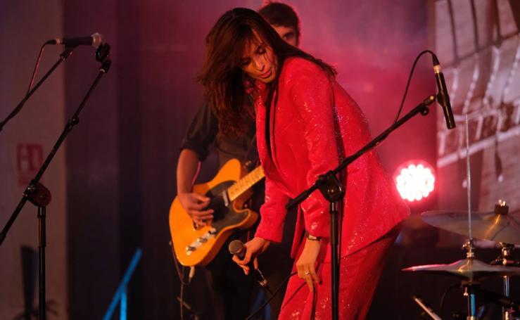 Sophie Auster, presentara en Oviedo su disco 'Next Time'