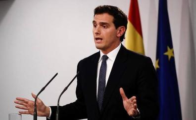 Albert Rivera no acudirá a los Premios Princesa de Asturias este viernes