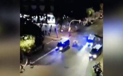 Herido grave un menor tras ser atropellado por un furgón de los Mossos en Tarragona