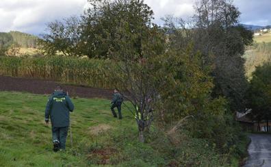 Suspendida la búsqueda del anciano desaparecido en Tineo