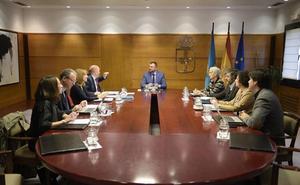 El Principado se marca como «primer paso» alcanzar un consenso en la Junta sobre financiación autonómica