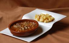 Callos de buey de la Ganadería Cabrero a la asturiana