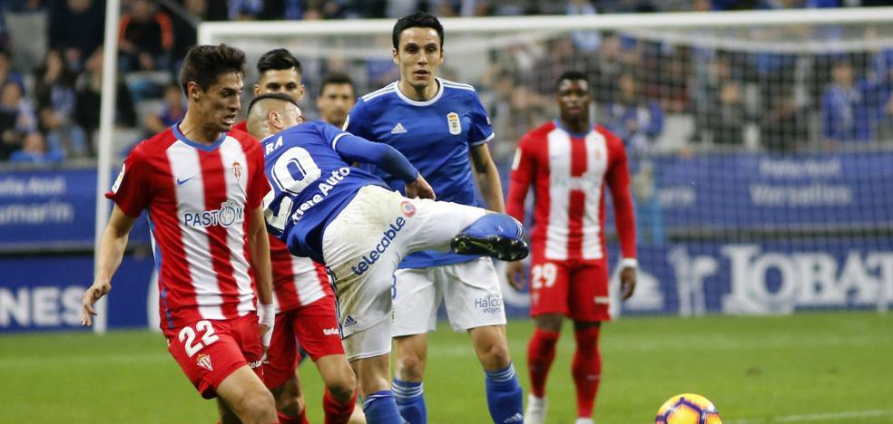 Oviedo- Sporting: El primer derbi de la temporada, el 17 de noviembre a las cuatro de la tarde