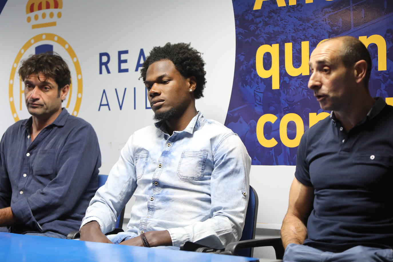 César Gálvez: «El objetivo que me han marcado es luchar por el ascenso»