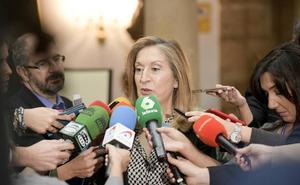 Premios Princesa de Asturias | Ana Pastor insta a Torra a que garantice la legalidad en Cataluña
