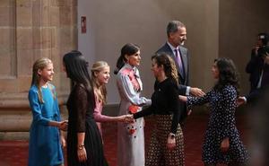 Premios Princesa de Asturias | La Princesa Leonor, «menos nerviosa de lo que esperaba» ante su primer discurso