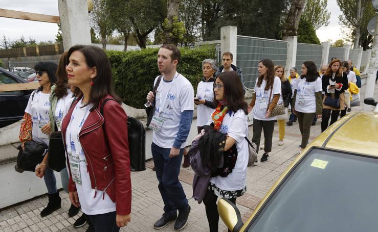 Caminata Solidaria 'Uniendo capacidades, juntos lo conseguimos'