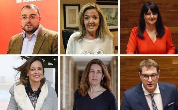 Los sueldos de los diputados asturianos