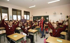 El colegio San Vicente, en femenino
