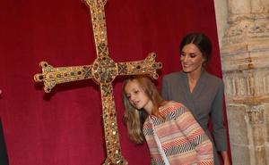 Premios Princesa | La Princesa se empapa de Asturias