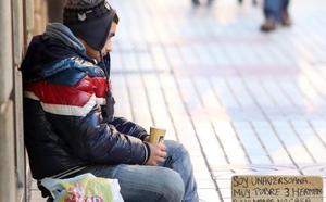 Asturias registra en un año 37.000 nuevos pobres por el envejecimiento y la precariedad laboral