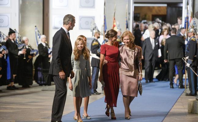 Premios Princesa | Tres generaciones en el Campoamor