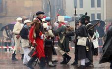 Isabelinos y carlistas toman Oviedo