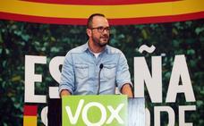 Vox pide la ilegalización de Andecha Astur