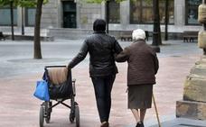 El 75% de los cuidadores de personas mayores tienen más de 50 años