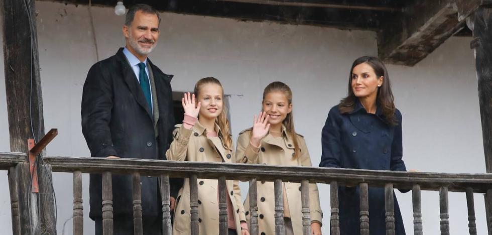 Premio Princesa Pueblo Ejemplar 2019 | La Princesa Leonor, en Asiegu: «Asturias es mi casa»