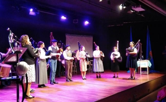 Festival de Folclore en Lugones