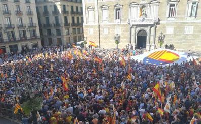 Rivera quiere ser presidente para «meter en la cárcel a quienes intenten romper España»