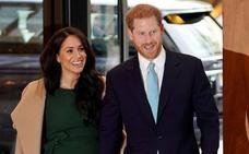 Los duques de Sussex se toman un descanso de la atención mediática