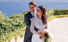 Las primeras imágenes de Rafa Nadal y Xisca Perelló como casados