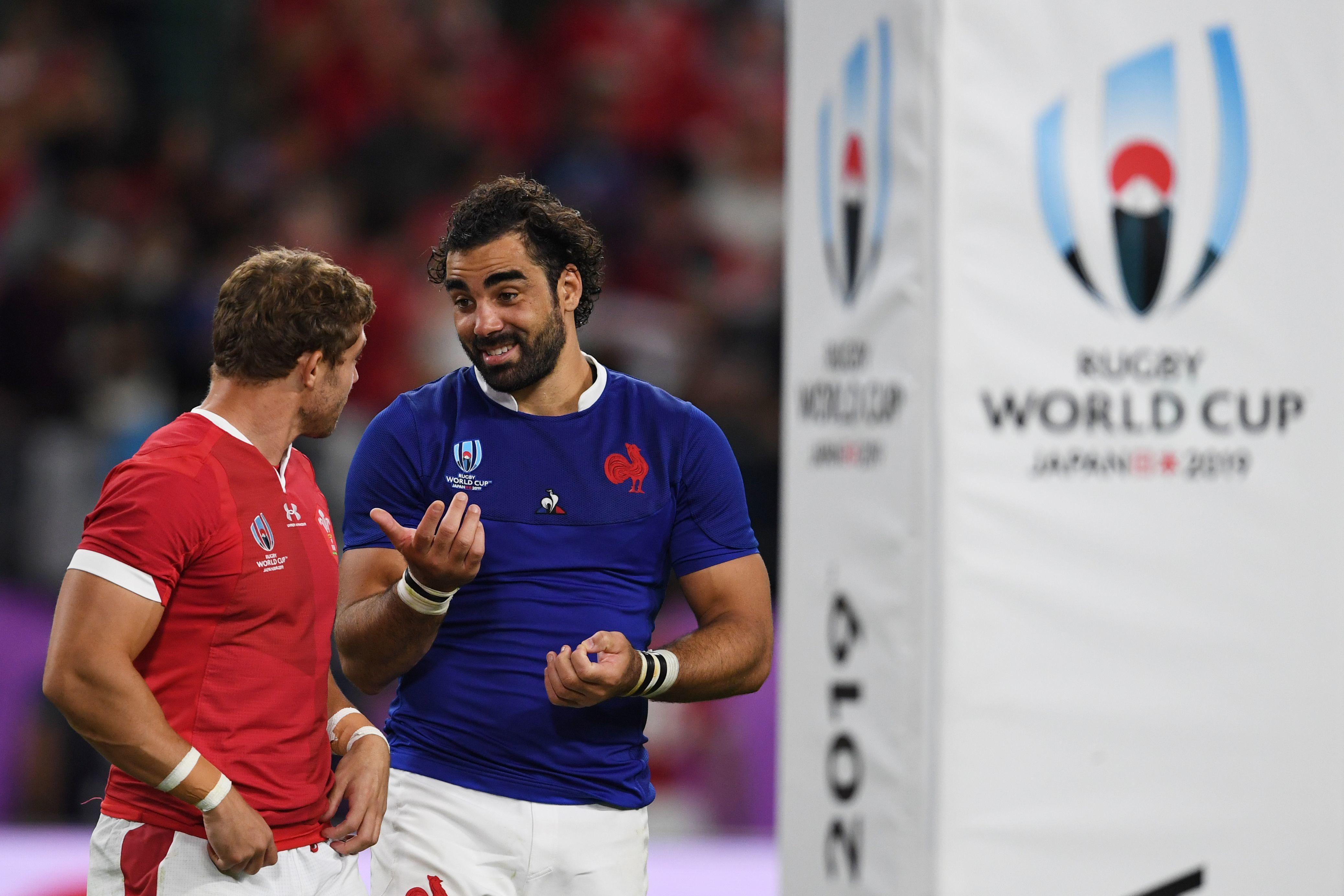 Gales elimina a Francia en cuartos de final y se medirá a Sudáfrica