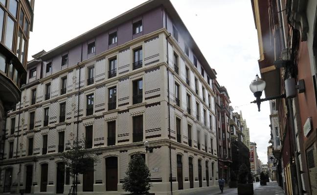El edificio del Molinucu estrena sus 22 apartamentos de lujo