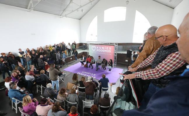 Unidas Podemos reprocha al PSOE su falta de compromiso con la plantilla de Vesuvius