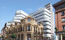 Pisos de lujo en el centro de Gijón