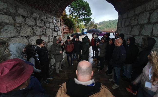 La mina de Arnao se vende a los touroperadores