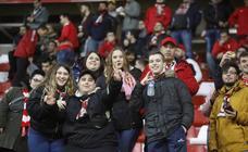 ¿Estuviste en el Sporting - Numancia? ¡Búscate!