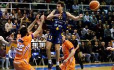 Liberbank Oviedo Baloncesto 66-73 Chocolates Trapa Palencia, en imágenes