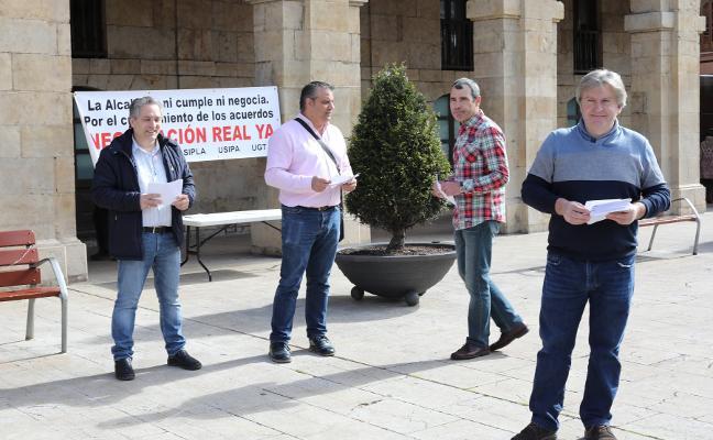 El sindicato Avanza inicia su ronda de reuniones con los grupos de la oposición