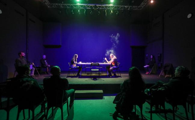'La travesía' cierra las lecturas dramatizadas
