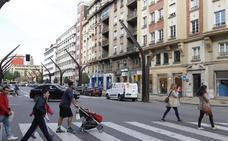 Entrega una carta a la cajera de un banco en Gijón para que le dé todo el dinero de la sucursal