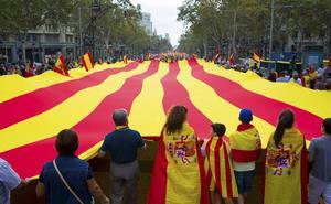 Uno de cada tres españoles aceptaría un referéndum en Cataluña, según el CEO