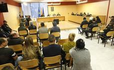 Los butroneros de una joyería de Gijón aceptan penas de hasta dos años de cárcel