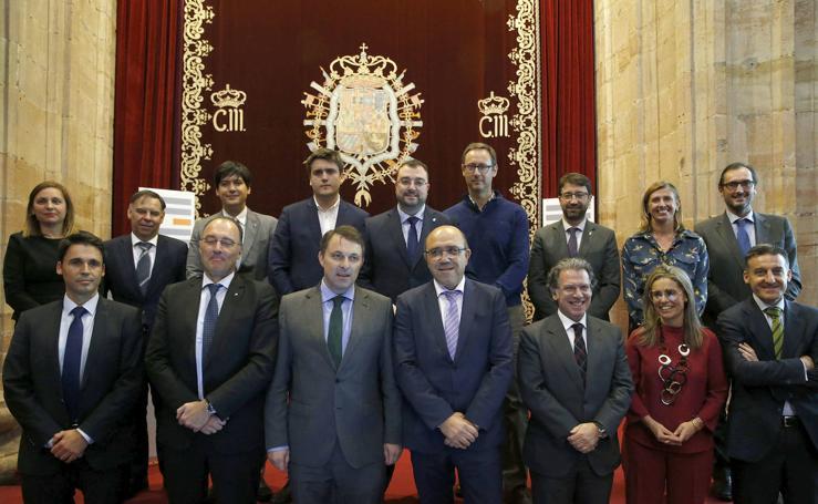 Entrega de los Premios CEEI 2019, en imágenes