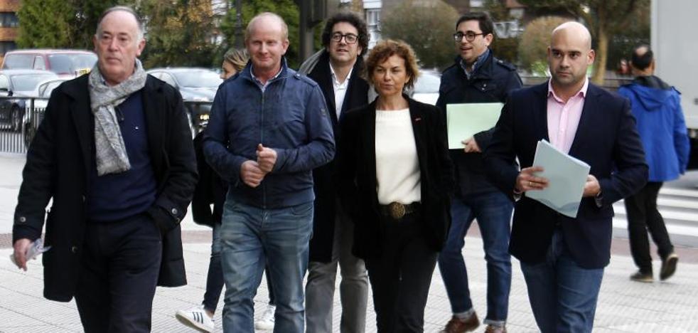 Cuarenta concejales de Foro Asturias suscriben un manifiesto en apoyo a Carmen Moriyón