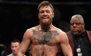 Conor McGregor vuelve a la UFC el 18 de enero