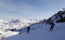 Comienza la temporada de esquí en Fuentes de Invierno